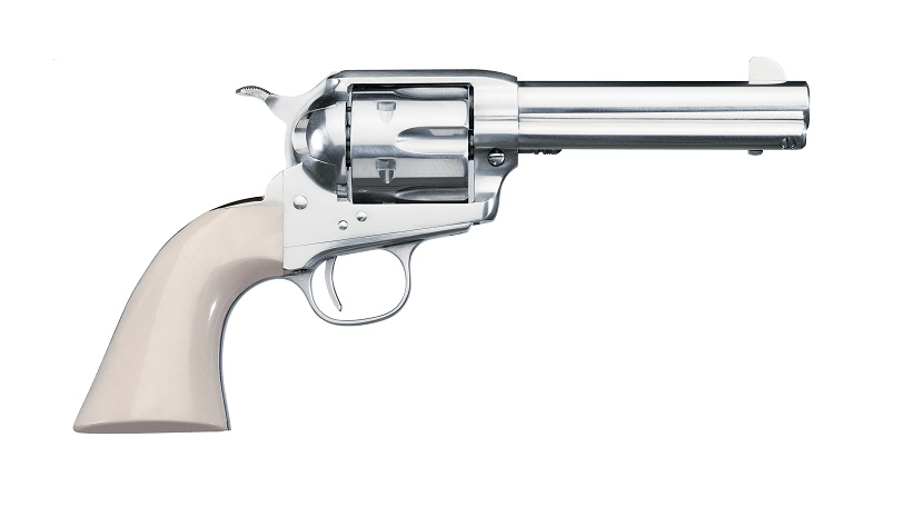 Uberti Short Stroke CMS Pro and SASS Pro single-action revolvers